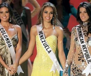 Taliana Vargas, durante su participación en Miss Universo.