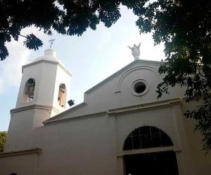 Parroquia San Jacinto de Polonia en Gaira.