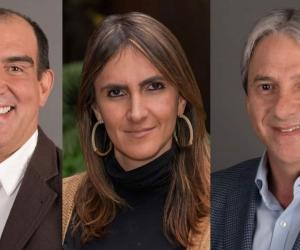 Jorge Mario Eastman - María Paula Correa - Jaime Amín