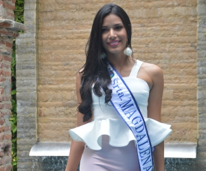 Samara Saghair Granados, Señorita Magdalena a Rumbo a Miss Universo 2018.