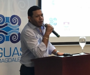 Ricardo Torres Benjumea, gerente de Aguas del Magdalena.