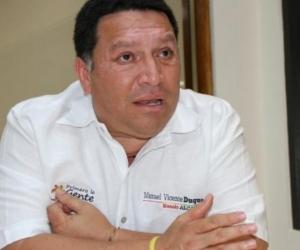 Manolo Duque, exalcalde de Cartagena.