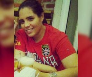 Melissa Martínez García, mujer desaparecida.