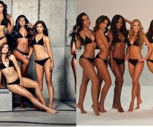 Candidatas al Concurso 'Rumbo a Miss Universo 2018'