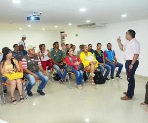 La administración Distrital, a través del Instituto de Turismo- Indetur, realizó la primera jornada de socialización en el balneario de El Rodadero, del Decreto 208 sancionado el 17 de agosto de 2018.