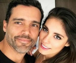 Alejandro García y Eileen Moreno.