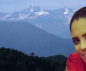 Melissa Martínez, administradora de una finca en Zona Bananera, secuestrada.
