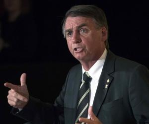 Jair Bolsonaro, nuevo presidente de Brasil, se posesionara en la tarde de este martes.