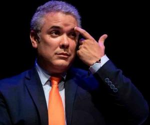 Ivan Duque, Presidente de Colombia