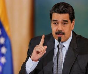 Nicolas Maduro, lider venezolano.
