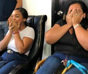 Emoción de madre de Anthony Zambrano tras ganar medalla de plata en Mundial de Atletismo