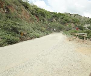 Vía de Taganga