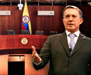 Uribe rendirá indagatoria ante el alto tribunal.