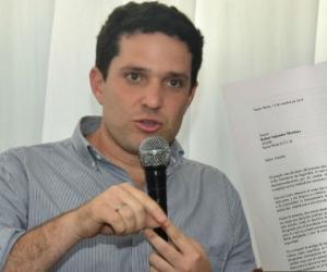 Camilo George renuncia a la Secretaría de Desarrollo Económico.