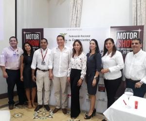 Rueda de prensa sobre Motor Show 2019
