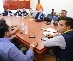 El comité intersectorial desarrollará sesiones los días 4, 18 y 26 de diciembre para concertar las acciones a desarrollar.