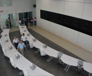Sala Integrada de Emergencias y Seguridad