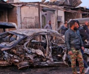 Ataque con carro bomba en Siria.