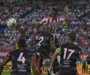 Junior enfrenta al Tolima en la noche de este miércoles.