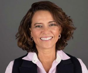 Ministra del Interior, Nancy Patricia Gutiérrez.
