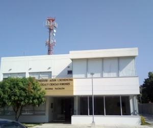 El cadáver fue llevado a la morgue de Medicina Legal en Santa Marta