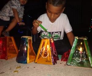 En Santa Marta no hubo quemados con pólvora en la Noche de las Velitas.