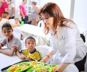 Rosa Cotes y el programa 'La Nutrición Es La Vía'