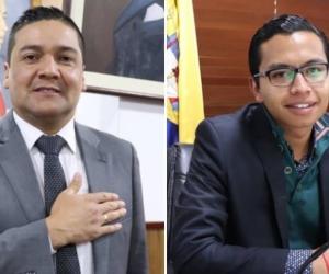 Concejales involucrados en altercado en Sogamoso.