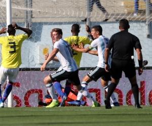 Colombia sigue sin convencer, esta vez Argentina fue su verdugo.