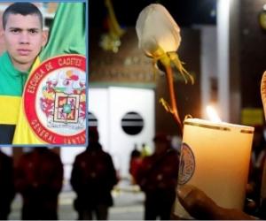 Cadete Andrés Fuentes Yepes