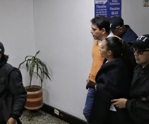 Fiscal de la JEP, Carlos Bermeo envuelto en caso de corrupción