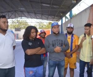 Rueda de prensa de la hinchada del Unión sobre enfrentamientos con los jugadores