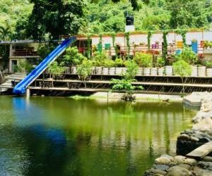 Con las talanqueras lograban una piscina natural que ofrecían como atributo a sus huéspedes.