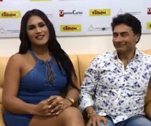 El actor Mauro  Urquijo habla de su romance con una modelo trans y asegura que se van a casar.