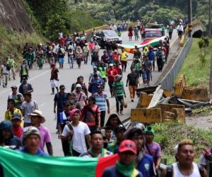 Se reactiva la vía Panamericana que estuvo bloqueada por más de 27 días