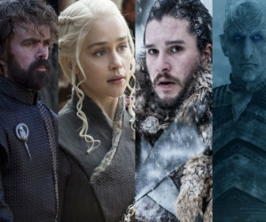 Personajes de 'Game of Thrones'