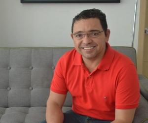 Rafael Alejandro Martínez, alcalde electo de Santa Marta.
