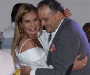 María Monica Urbina y José 'El Nene' Hernández