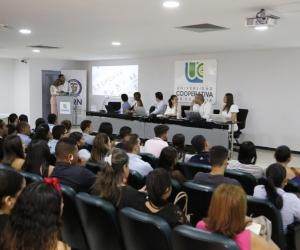 Foro 'La paz después de los acuerdos'  en la UCC