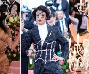 Kim Kardashian, Ezra Miller y Katy Perry