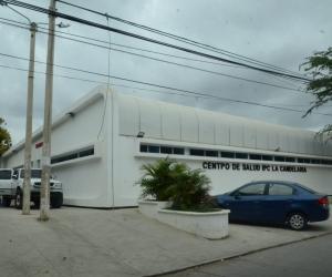 El centro de salud IPC La Candelaria, de María Eugenia.