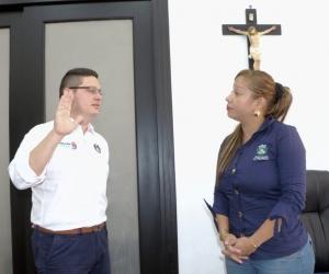 Ricardo Diazgranados del Castillo asumió como nuevo jefe de Planeación.