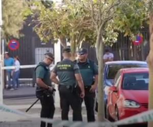 Encuentran cuerpo de colombina en España