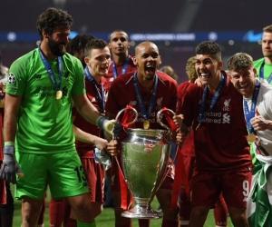 Conquistaron su sexta Liga de Campeones.