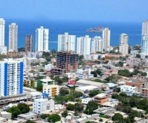 Panoramica de Santa Marta