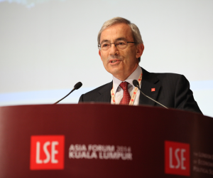 Christopher Pissarides, Nobel de Economía en 2010