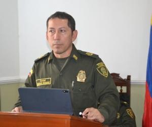 Coronel Gustavo Berdugo