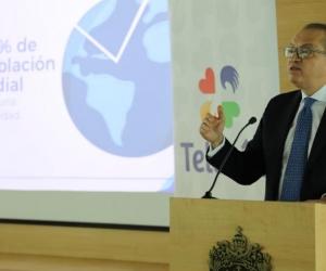 El Procurador General de la Nación, Fernando Carrillo.