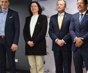 'Ópera' fue producto de una alianza entre Bancolombia y las universidades de Los Andes, Magdalena y Santo Tomás.