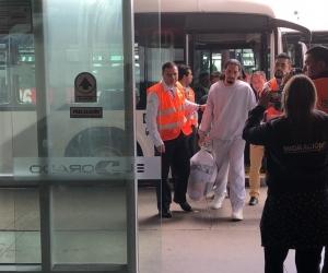David Murcia Guzmán deportado a Colombia este martes 25 de junio